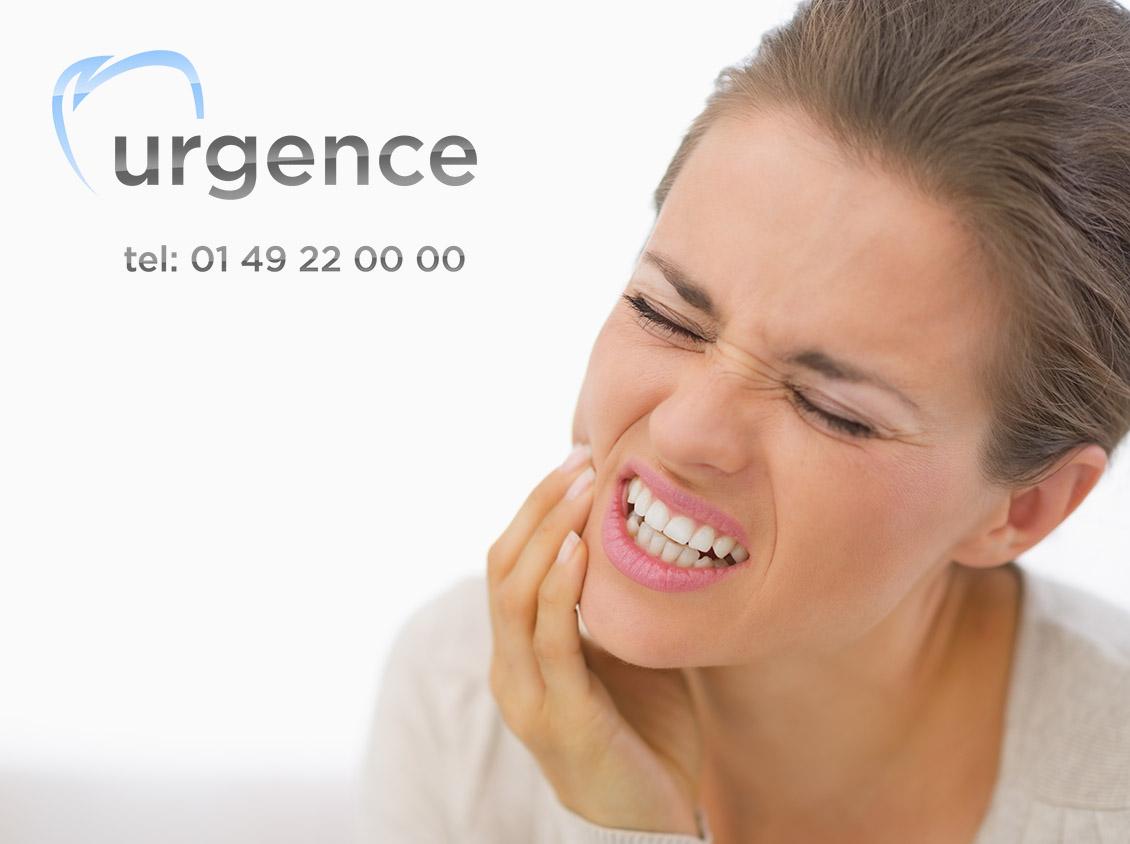 tarif urgence dentaire